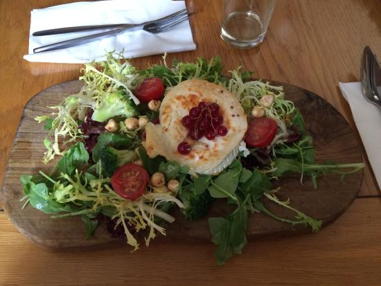 The Anchor Inn: Goats Cheese Starter
