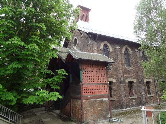 Saint-Serge-De-Radonege Russian Orthodox Church