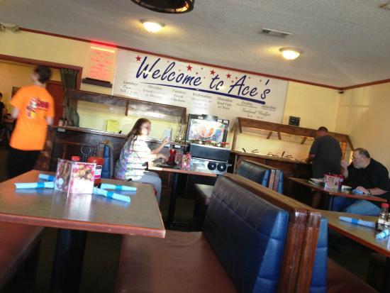 Ace S Restaurant Salad Bar