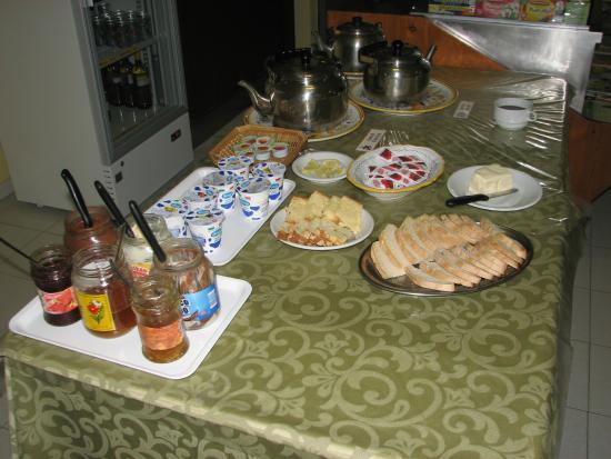 Ostello Della Pace - Hostel della Pace: breakfast