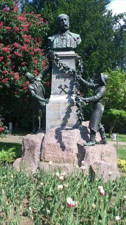 Peter Ritter von Tunner Denkmal