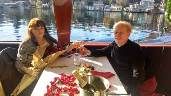 Our Anniversary On Waterways Cruise Picture Of Waterways Cruises - Waterway cruises