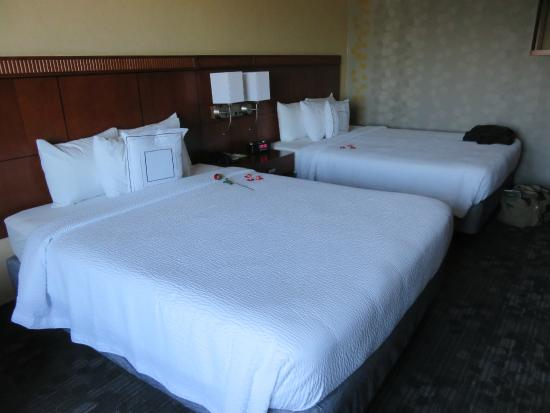 Courtyard Paso Robles: Comfortable Room