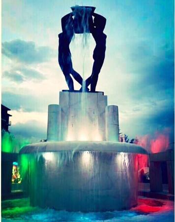 Fontana Luminosa Picture Of Fontana Luminosa L Aquila Tripadvisor