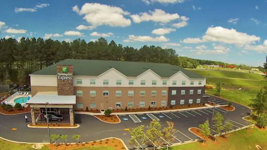 Holiday Inn Express Defuniak Springs