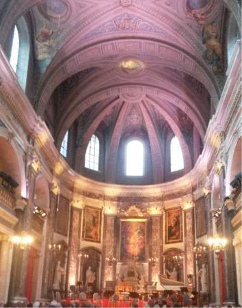 Chapelle de la Trinite