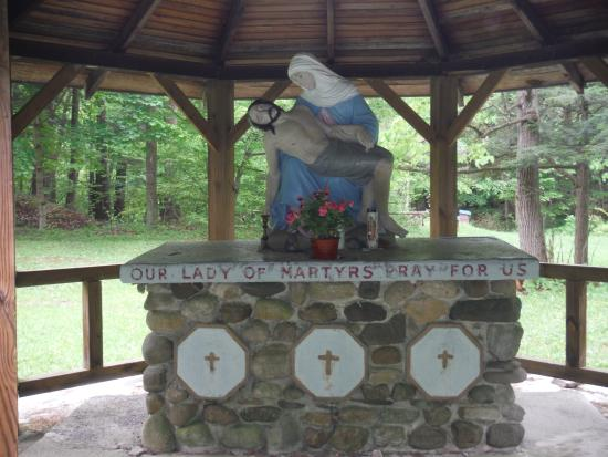 Shrine of Our Lady of Martyrs