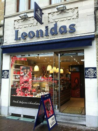 Leonidas Chocolaterie