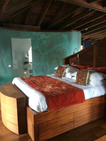 Eden Rock - St Barths: Master bedroom