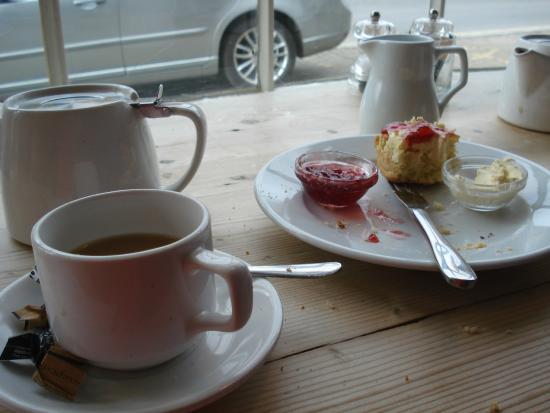 Market Pantry: un ottimo cream tea
