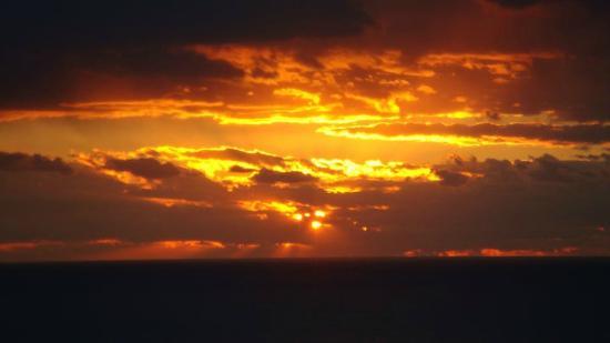 Hotel Scannella: tramonti di fuoco