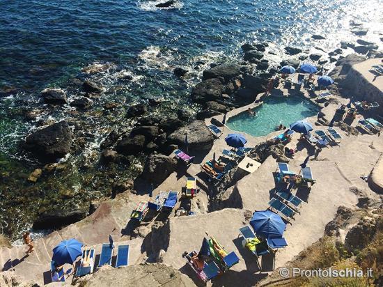 Hotel Scannella: spiaggia e mare