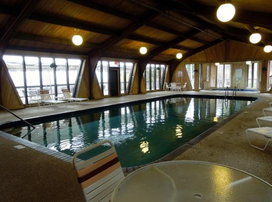 Lutsen Resort On Lake Superior Main Lodge Pool