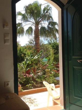 Elia & Tina Villa : View from the room.