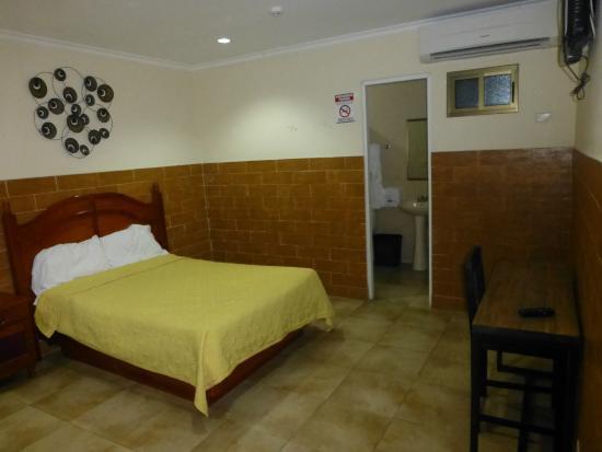 Hotel Residencial Obaldia: Clean rooms