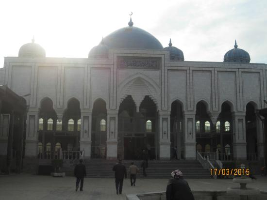 Khujand, طاجيكستان: Мечеть