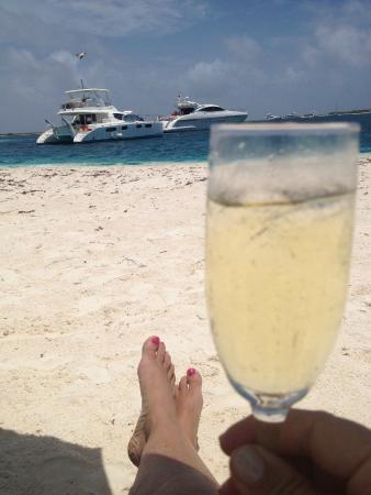 Posada Caracol : Descanso, relax, playa