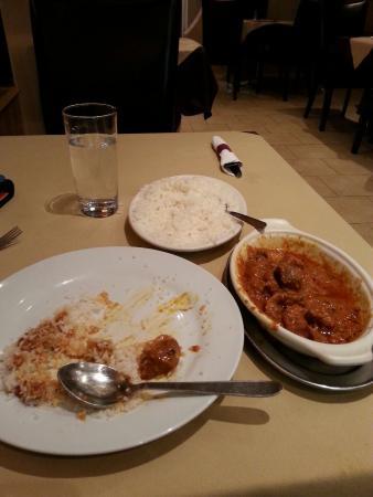 Taste of India Tandoori