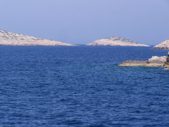 Kornat Island, โครเอเชีย: kornati