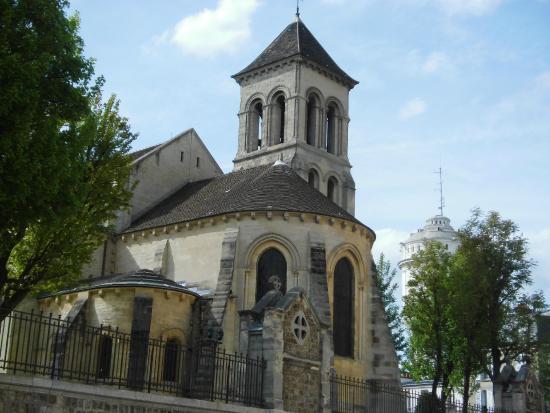 باريس, فرنسا: Kirche St.-Pierre