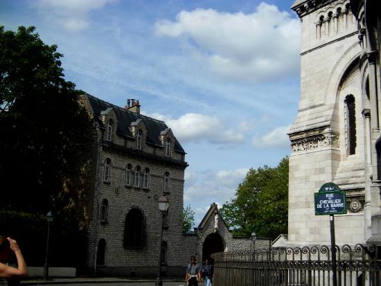 París, Francia: Sacre Coeur