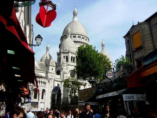 باريس, فرنسا: Sacre Coeur