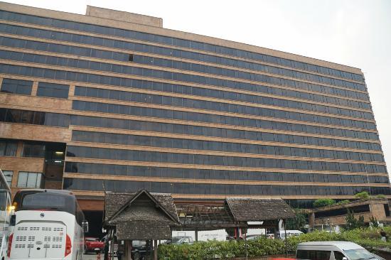 Lotus Hotel: L'hôtel vu de l'extérieur