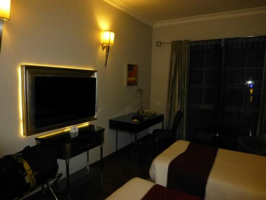 Mapple Exotica : Nicely appointed room