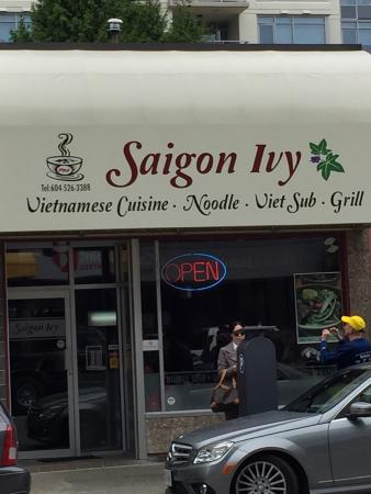 Saigon Ivy