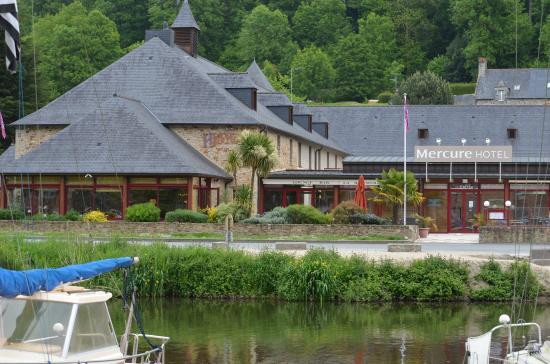 La carte au restaurant picture of mercure dinan port dinan tripadvisor - Hotel dinan port le jerzual ...