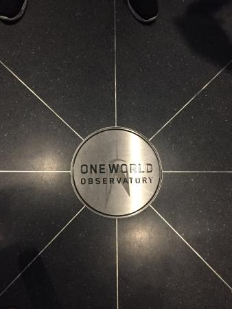 Elevator Floor Picture Of One World Observatory New