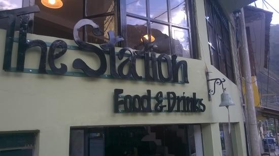 The Station Food and Drinks