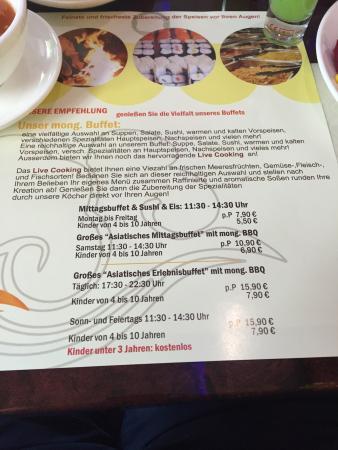 China restaurant bischberg