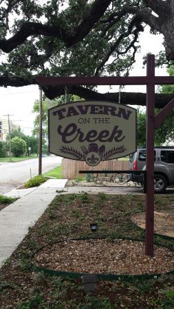 Tavern on the Creek