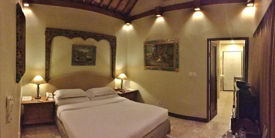 Villa Sarna Ubud : our villa