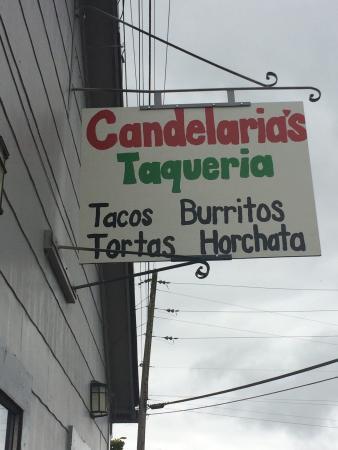 Candelaria's Taqueria