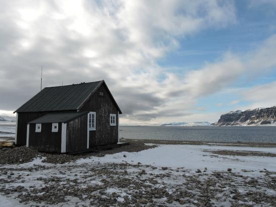 Longyearbyen, Norway: Trapper's hut