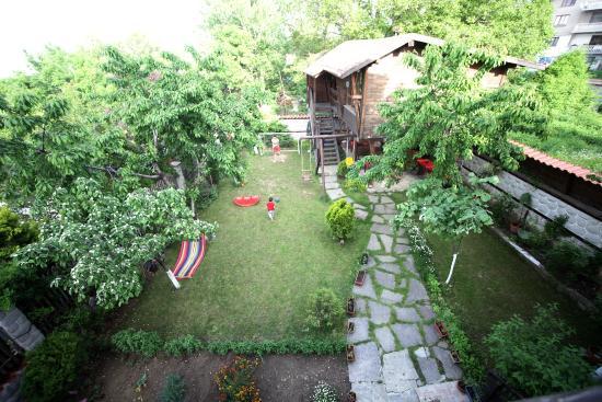 Hotel Bansko: Garden