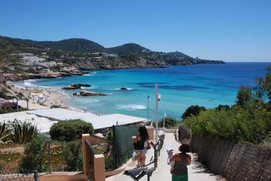 Cala Tarida I - Picture of Cala Tarida, Ibiza Town - TripAdvisor