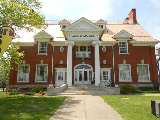 Langlade County Historical Society Museum: Museum Building