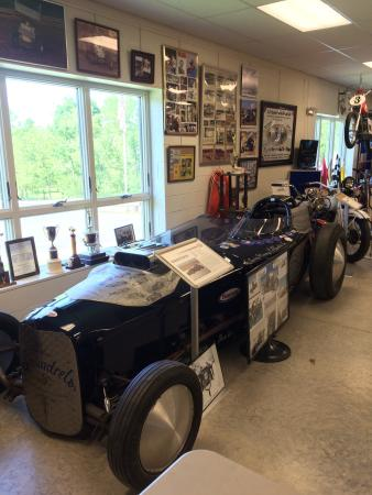 Picture Of Eastern Museum Of Motor Racing