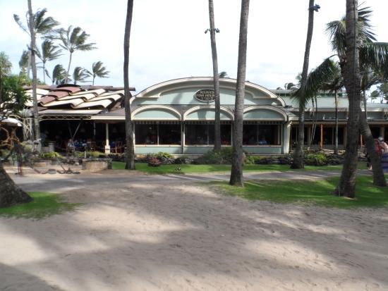 Paia, Hawaje: Front of restaurant