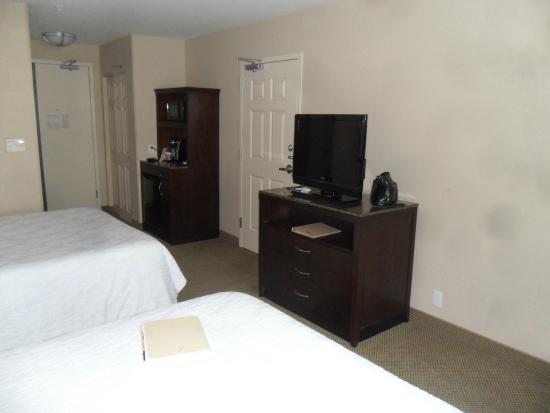 Hilton Garden Inn Ames: Double Queen room