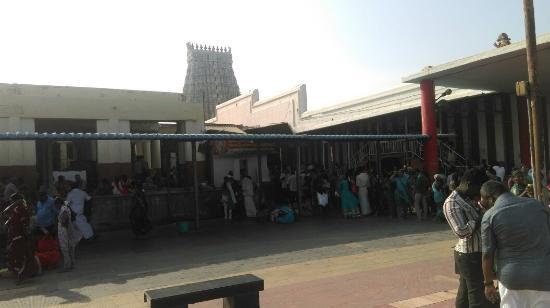 Tiruchendur, India: Sri Subrahmanya Swami Devasthanam