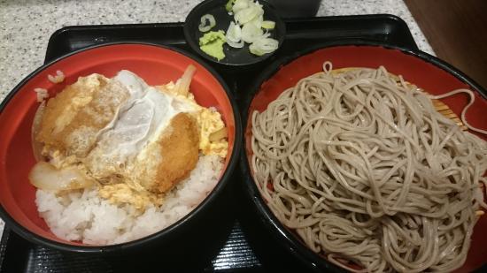 Nadai Fuji Soba, Yaesuguchi