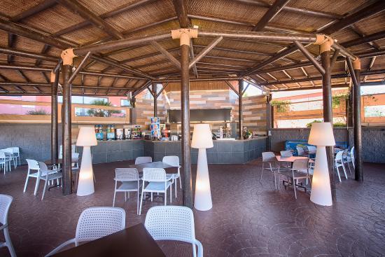 Fuengirola Beach Aparthotel: Bar Piscina