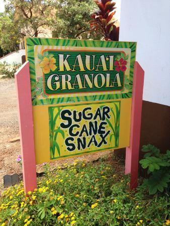 Kauai Granola