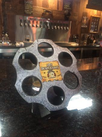 San Marcos, CA: Dos Desperados Brewery