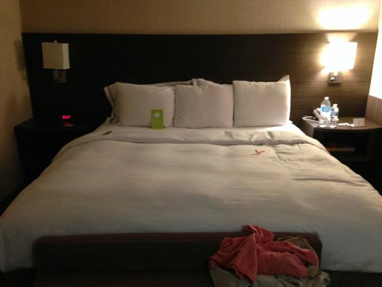 Radisson Hotel Madison Lovely Sleep Number Bed