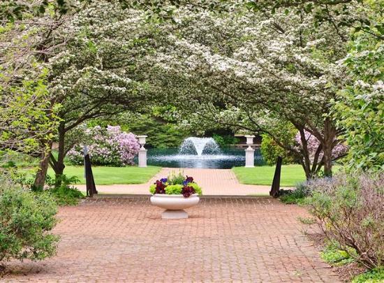 Kingwood Center Gardens: kingwood center